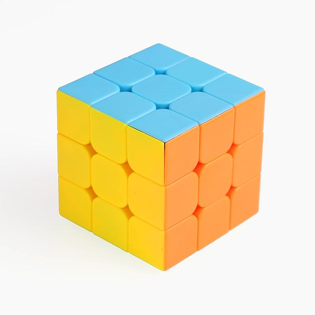 파스텔 엔젤 큐브 퍼즐(3x3)